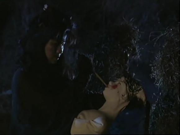 【连载】图说1994版《聊斋喜剧系列》之一:妖女画皮(图)