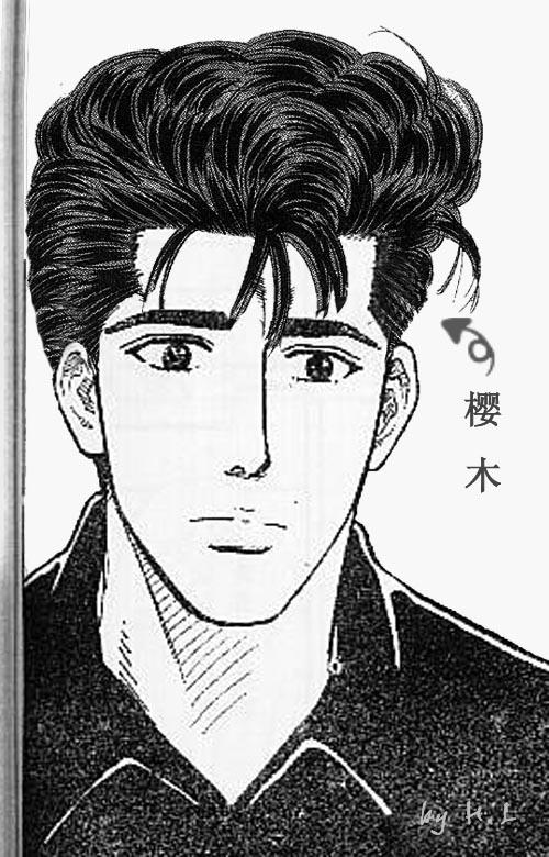 【钟爱akira】仙道的百变发型【ps恶搞】_仙道彰吧图片