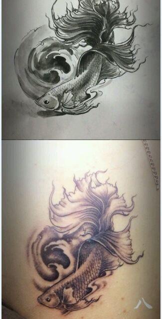 上一条:斗鱼纹身图片
