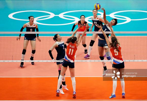 里约奥运会女排