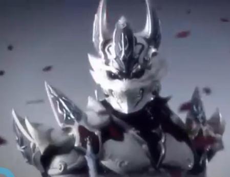 【原创】炎狼-魔界骑士