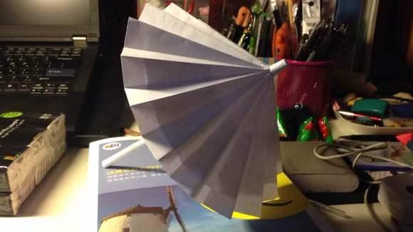 回复:【教程】全纸质千机伞( 61066661&#x图片
