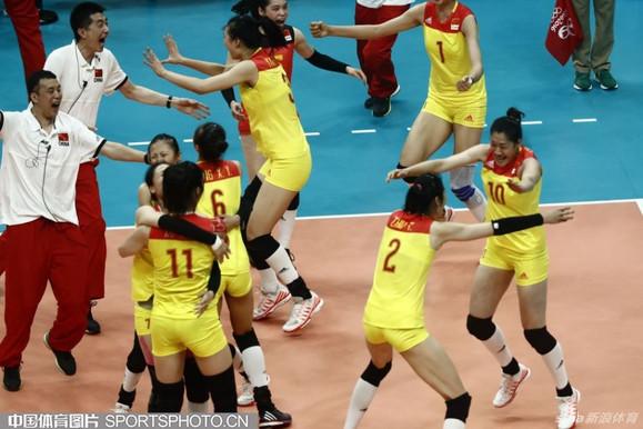 里约奥运会女排赛程