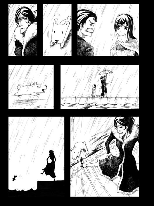 田龟源五郎重口味漫画