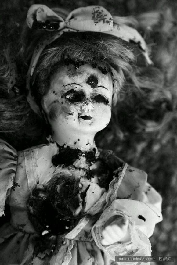 [慎入]恐怖娃娃区域,它们建构地狱图片来自区教案搭积木图片