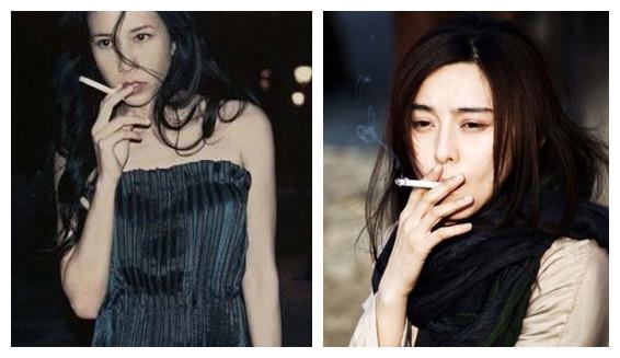 吸烟的女明星名单_回复:【红豆的童话】明星相似风格场景大pk,谁才是pk之王?=第2