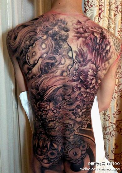 刺青 纹身 392_555 竖版 竖屏图片