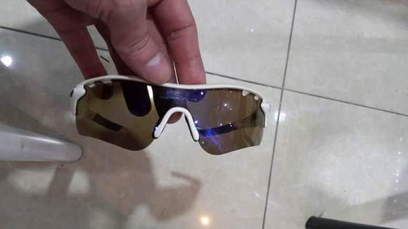 oakley radarlock path glasses iridium photochromic vented lens  radarlock _oakley