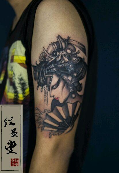 一念成佛,一念成魔!_广州纹身吧_百度贴吧图片