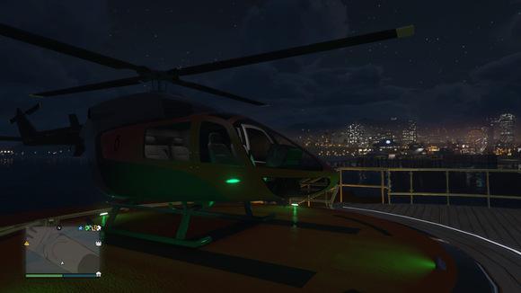 gta5终于买游艇了