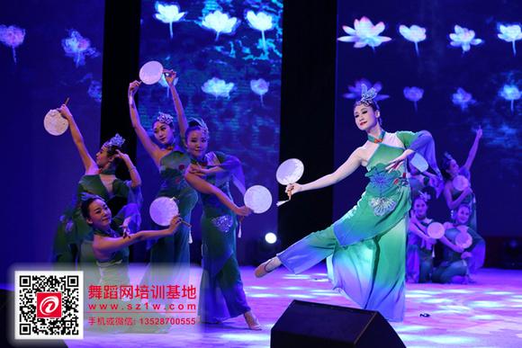 深圳公司年会表演节目图片