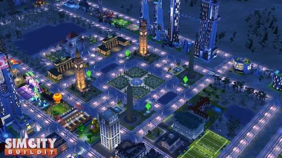 【图片】分享一下布局!【simcity模拟城市吧】_百度图片