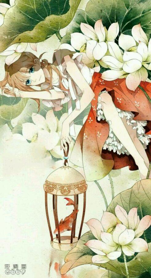 可爱欧美唯美爱情图片