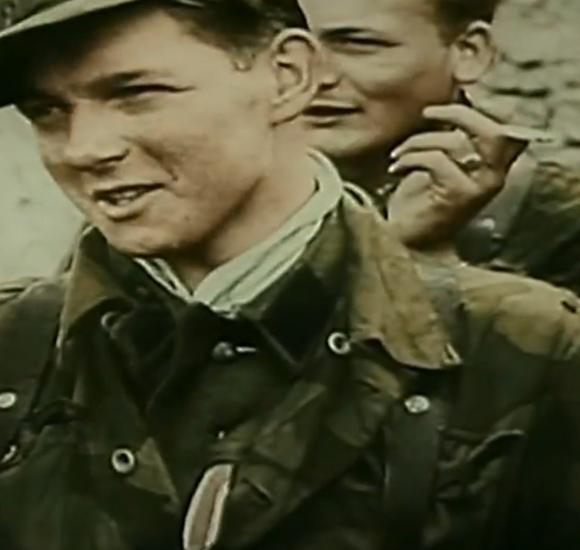 日耳曼的长相_二战时的德国人长相还是非常日耳曼的