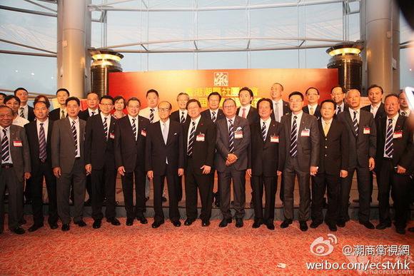 潮汕人在香港的地位!梁振英:潮人在香港的影响力特别巨大