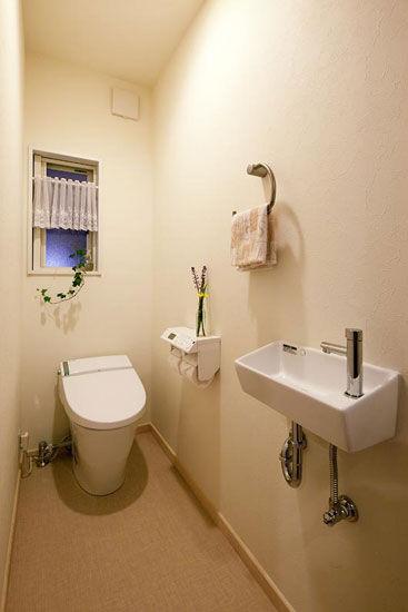 1㎡极致利用 12款日本超牛迷你卫生间