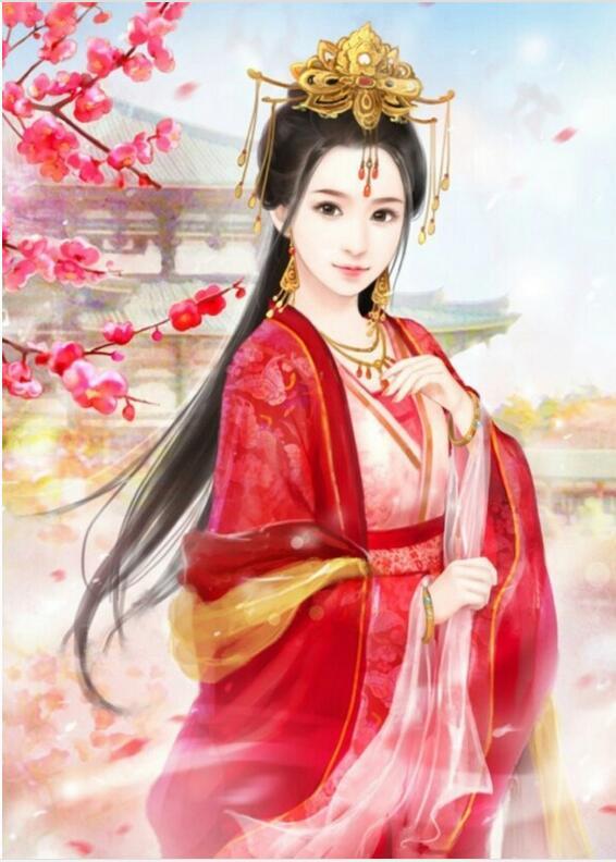 【原创】美人泪之绝世帝女(古风,帝后,言情,虐恋,联姻)