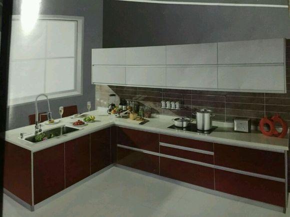 厨房柜子图片