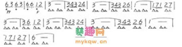 【教程】复音口琴吹奏技巧探讨(傅豪久)图片
