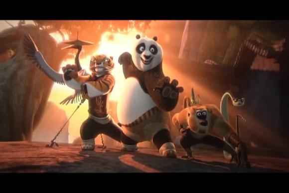 功夫熊猫2国语版