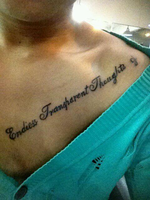求赐 纹在锁骨的纹身图案 字母 纹身吧 百度贴吧-锁骨那纹什么图案好图片