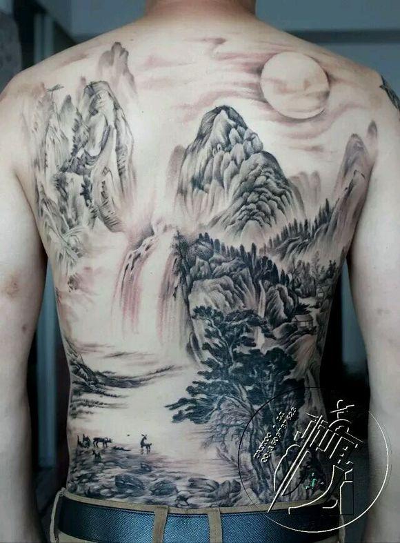 纹身 580_787 竖版图片