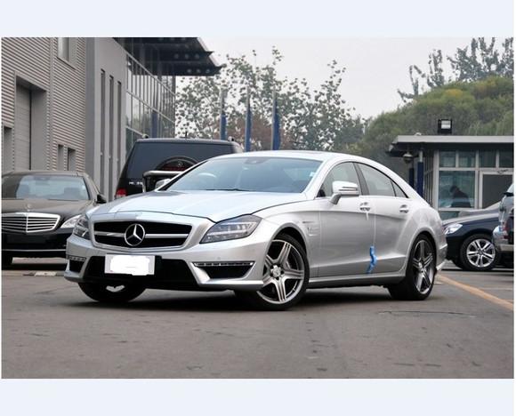 2014新款奔驰cls300 cls350改装 高清图片