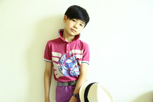 【blue elf】★黄誉博,蓝多多来了,帅到爆!(图片)