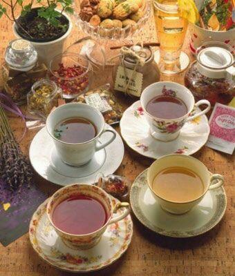 【科普向】英式红茶的配比级泡法图片