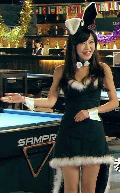 【钟情美嘉】求站在桌上美嘉兔女郎的美图!图片