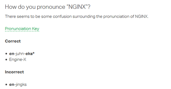 nginx怎么读 调整参数隐藏Nginx软件版本信息号