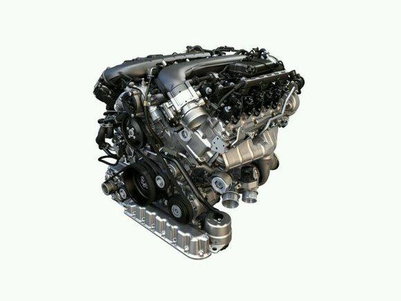 〔新发动机〕大众发布全新w12发动机图片