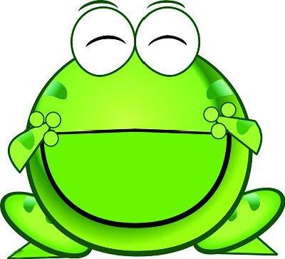 表情[卡通]:绿豆蛙系列
