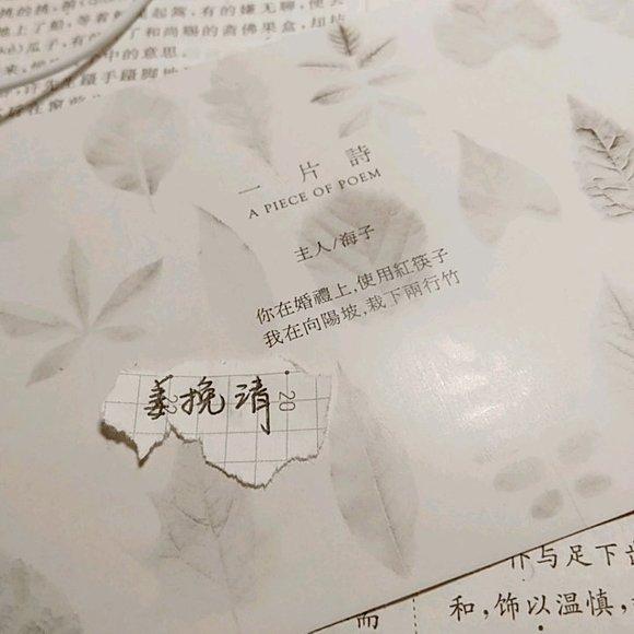 回复:〖日记〗 已识乾坤大,犹怜草木青.