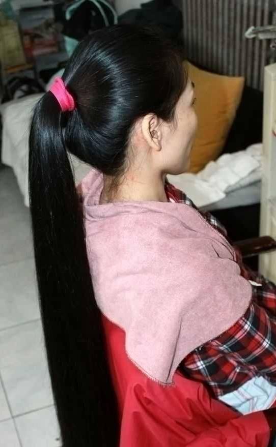 长发大辫子美女图片清纯养眼写真图片