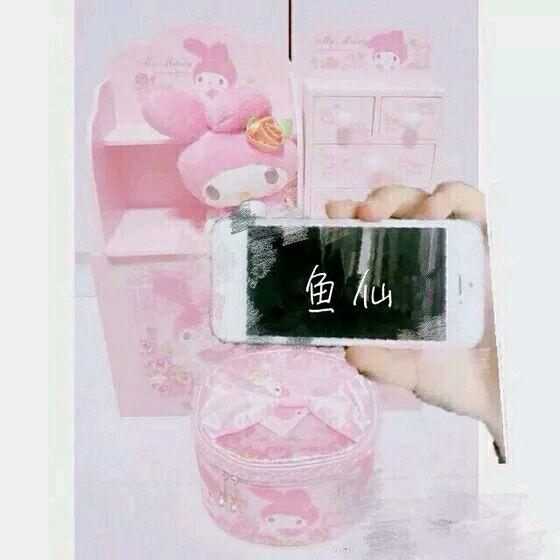 粉红少女心举牌素材