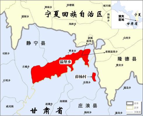 【科普直播】:中国各个省的飞地,考考你的地理水平,你
