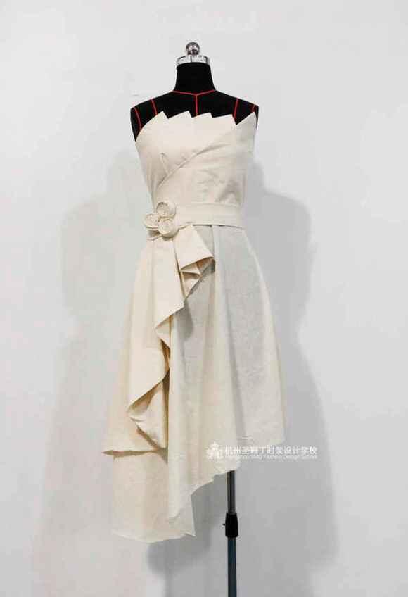 美感与创造力:服装立体裁剪基本原理图片
