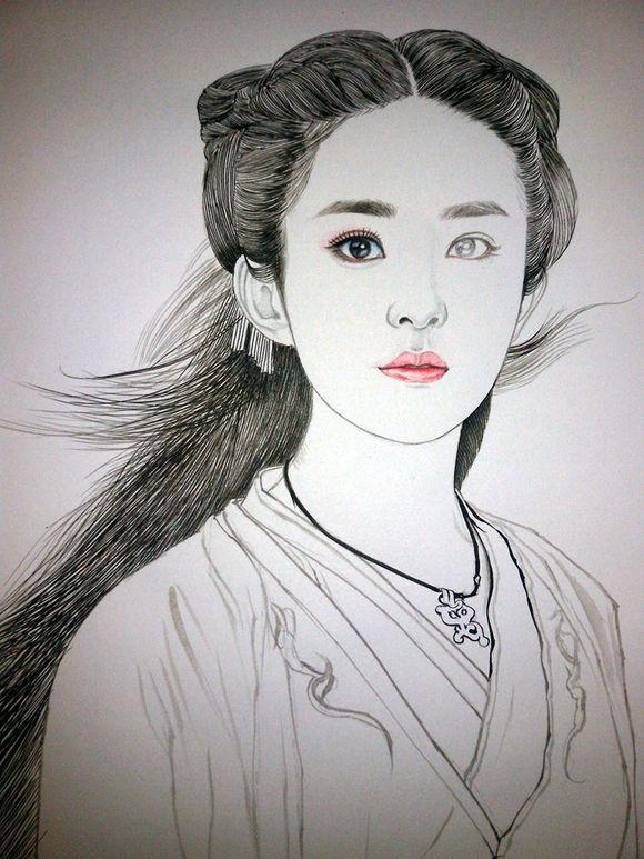 15女神_赵丽颖吧图片