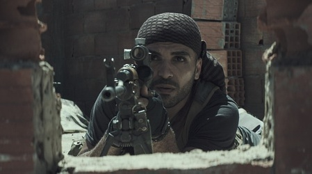 伊拉克战火电影