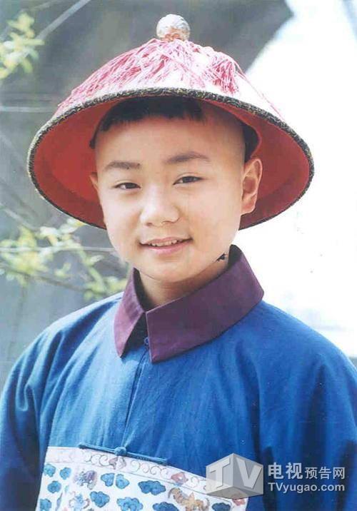 九岁县太爷,当时好喜欢的
