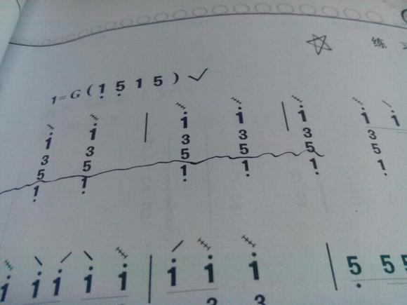 民族月琴的扫弦拂弦指法图片