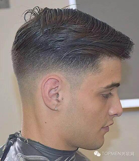 男士短发发型