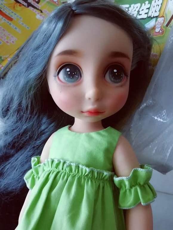 [玩具赛道]20170909学改妆v玩具娃娃沙龙图片