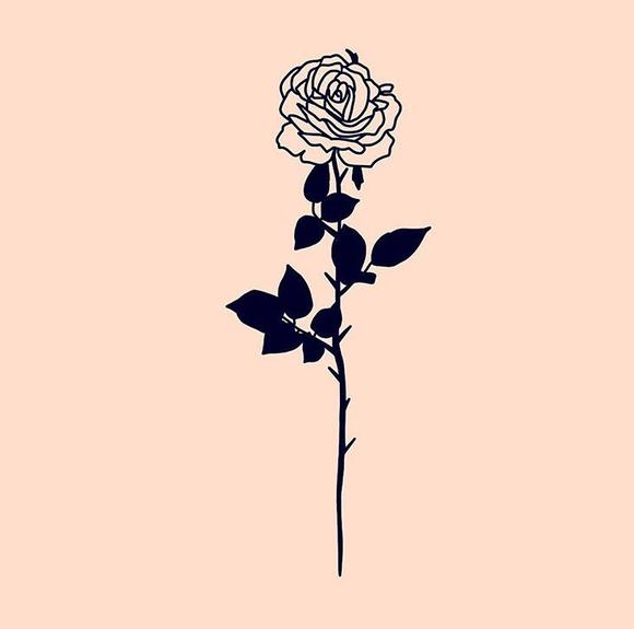 我不污… 这都是 一支玫瑰红引发的…_纹身吧_百度贴吧图片