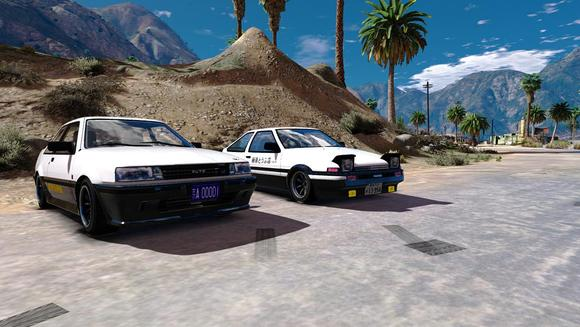 重开一帖gta5游戏车辆和真实车辆对比