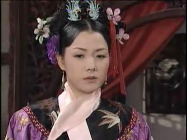 《欢喜游龙》孟庭丽饰大格格