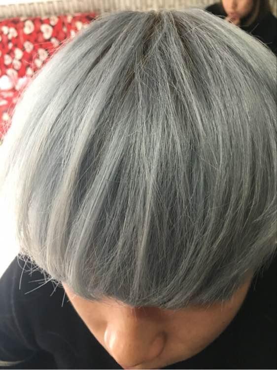 头发褪色的问题