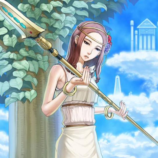 异种族的虏姫图片