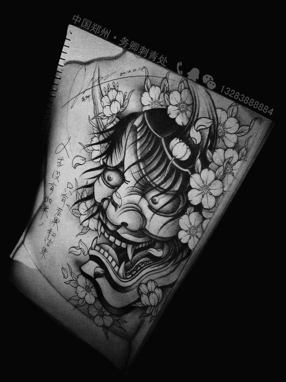 回复:【郑州纹身——务卿刺青处——纹身作品集】图片